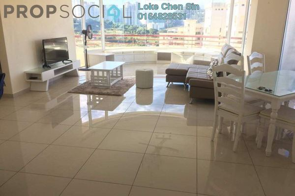 Condominium For Rent in Mutiara Villa, Tanjung Tokong Freehold Fully Furnished 3R/2B 3.5k