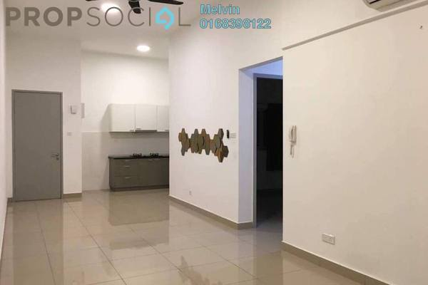 Condominium For Sale in Kiara Residence 2, Bukit Jalil Freehold Semi Furnished 3R/2B 580k