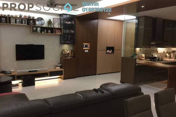 Condominium For Sale in The Treez, Bukit Jalil Freehold Semi Furnished 3R/2B 1.36m