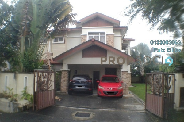 Semi-Detached For Sale in Bandar Tasik Kesuma, Semenyih Freehold Unfurnished 5R/3B 750k