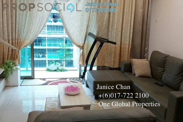 Serviced Residence For Rent in Palazio, Tebrau Freehold Fully Furnished 2R/2B 1.8k