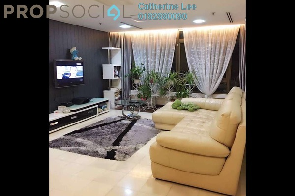Condominium For Rent in i-Zen Kiara II, Mont Kiara Freehold Fully Furnished 2R/3B 3.3k