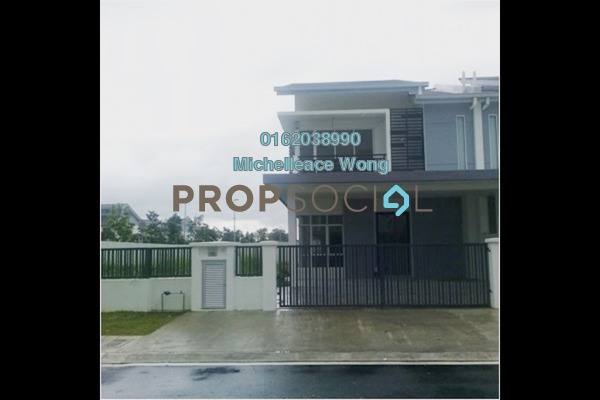 Superlink For Sale in M Residence 2, Rawang Freehold Unfurnished 4R/3B 765k