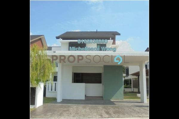 Semi-Detached For Sale in Symphony Hills, Cyberjaya Freehold Unfurnished 5R/4B 1.38m