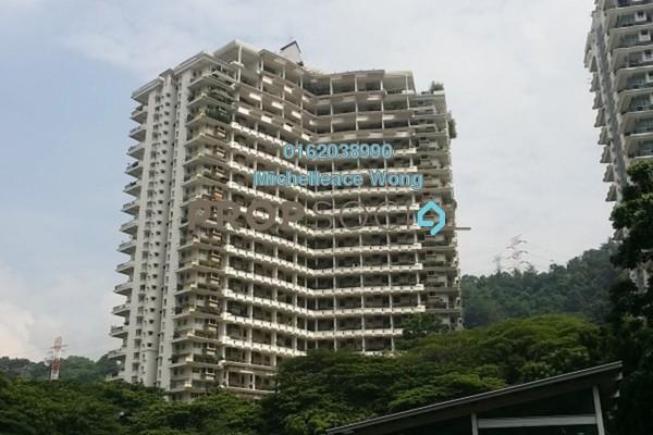 Duplex For Sale in Armanee Terrace I, Damansara Perdana Freehold Unfurnished 3R/3B 780k