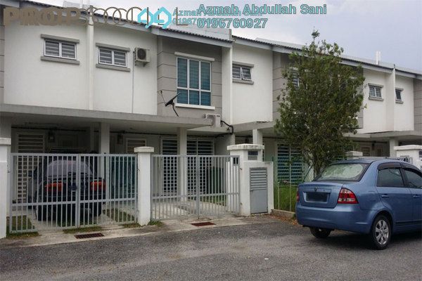 Terrace For Rent in Timur 5, Bandar Enstek Freehold unfurnished 4R/3B 1.4k