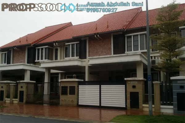 Terrace For Rent in Canting, Alam Impian Freehold Unfurnished 4R/4B 1.9k