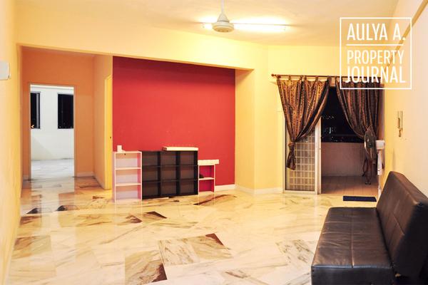 For Rent Condominium at Bukit Pandan 2, Pandan Perdana Freehold Semi Furnished 3R/2B 1.2k
