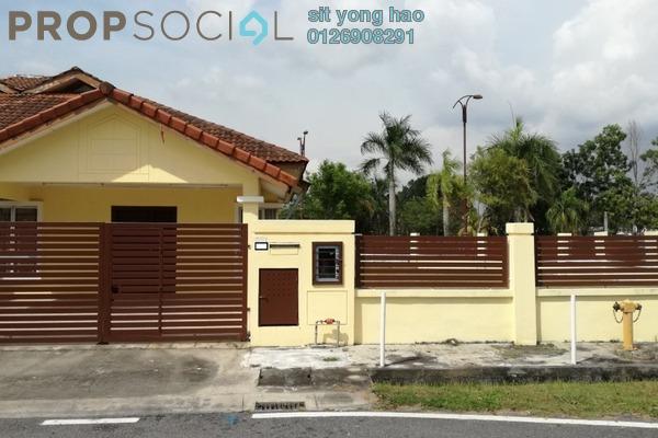 Semi-Detached For Sale in Taman Aman Perdana, Meru Freehold Semi Furnished 3R/2B 800k