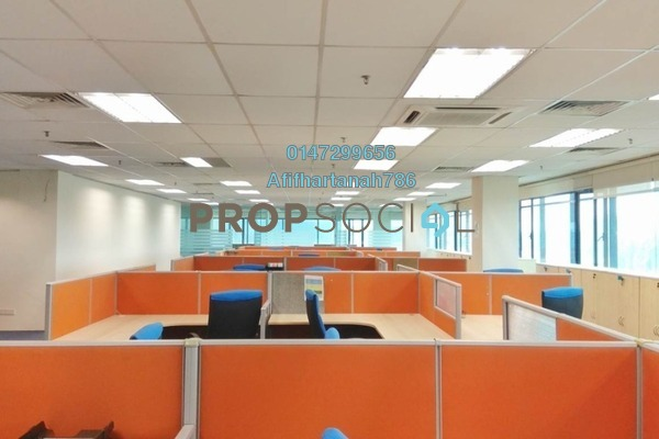 Office For Rent in Jelutong Heights, Bukit Jelutong Freehold Fully Furnished 0R/0B 13.3k