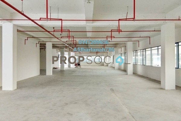Factory For Rent in Suria Jelutong, Bukit Jelutong Freehold Semi Furnished 0R/0B 9.84k