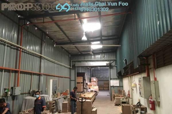 Factory For Sale in Kinrara Industrial Park, Bandar Kinrara Freehold Semi Furnished 0R/0B 8m