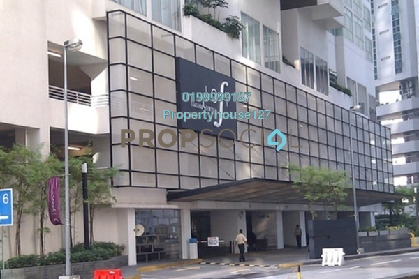 Serviced Residence For Rent in Suasana Sentral Loft, KL Sentral Freehold Fully Furnished 2R/1B 3.5k
