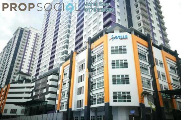 Condominium For Rent in Saville @ Kajang, Kajang Freehold Unfurnished 3R/2B 1.1k