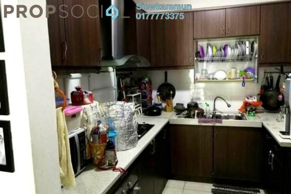 Apartment For Rent in Perdana View, Damansara Perdana Freehold Semi Furnished 3R/2B 1.3k