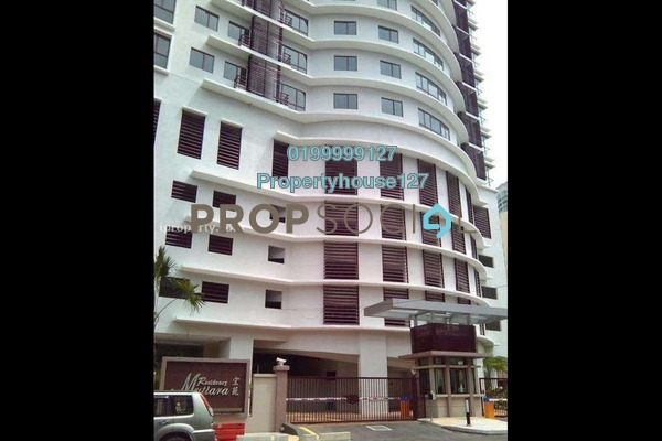 Condominium For Rent in Residency Mutiara, Brickfields Freehold Fully Furnished 3R/3B 3.7k