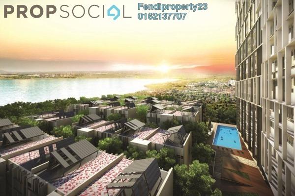 Condominium For Rent in Elevia Residences, Bandar Puchong Utama Freehold Unfurnished 3R/2B 1.5k