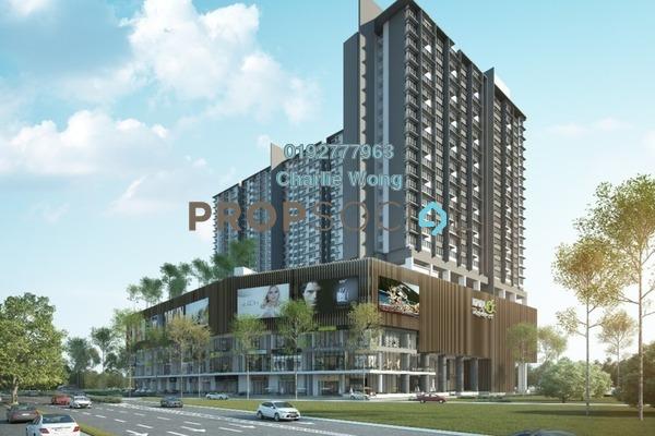 Condominium For Rent in Kiara Plaza, Semenyih Freehold Fully Furnished 3R/2B 1.5k