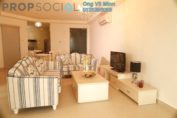 Condominium For Rent in Green Beverly Hills, Putra Nilai Freehold Fully Furnished 2R/2B 1.5k