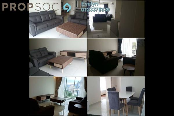 Condominium For Rent in 28 Dutamas, Dutamas Freehold Fully Furnished 3R/2B 3k