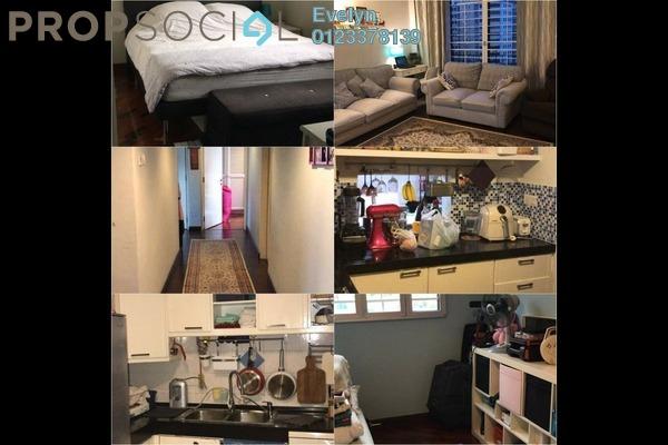 Condominium For Sale in Vista Kiara, Mont Kiara Freehold Fully Furnished 3R/2B 670k