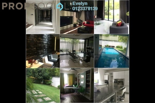 Bungalow For Sale in Damansara Villa, Damansara Heights Freehold Fully Furnished 4R/0B 9m