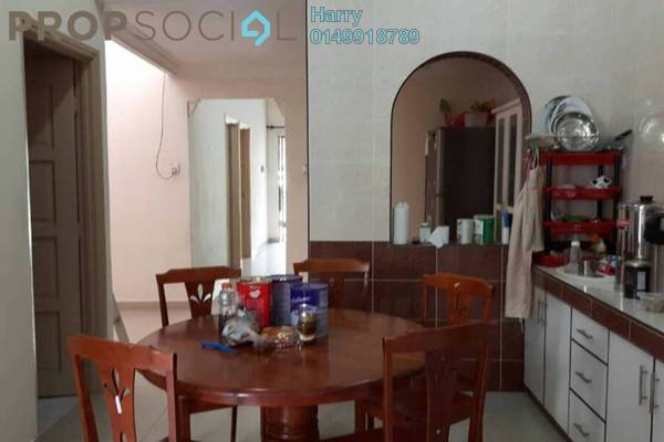Terrace For Sale in Taman Kepong, Kepong Leasehold Semi Furnished 3R/2B 665k