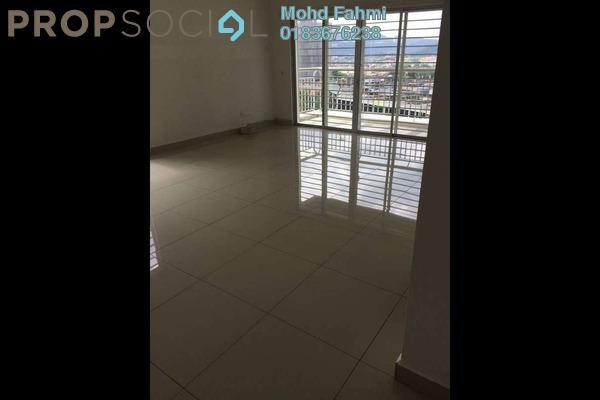 Condominium For Rent in Gaya, Melawati Freehold Semi Furnished 2R/2B 1.8k