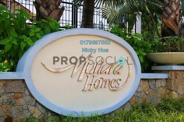 Terrace For Sale in Mutiara Homes, Mutiara Damansara Freehold Semi Furnished 5R/5B 2.25m