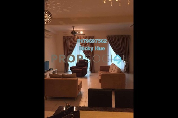 Condominium For Rent in Casa Indah 2, Tropicana Freehold Semi Furnished 2R/2B 2.8k