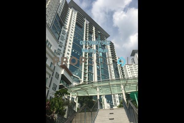 Condominium For Rent in Surian Residences, Mutiara Damansara Freehold Semi Furnished 1R/1B 2.5k