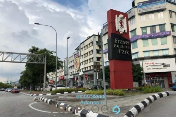 Shop For Rent in Fraser Business Park, Sungai Besi Freehold Unfurnished 0R/0B 16k