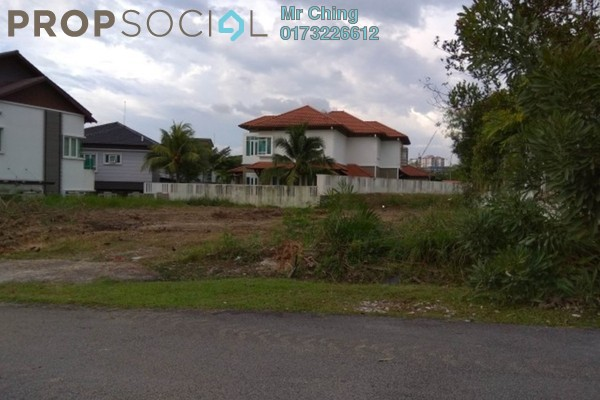 Land For Sale in BP1, Bandar Bukit Puchong Freehold Unfurnished 0R/0B 2.48m