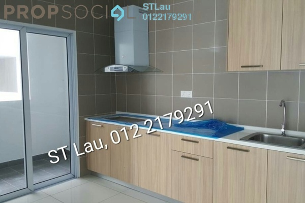 Condominium For Sale in Aurora Residence @ Lake Side City, Puchong Freehold Semi Furnished 3R/2B 648k