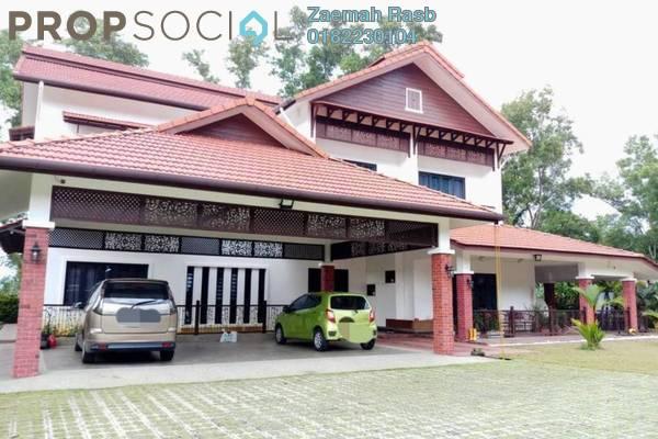 Bungalow For Sale in Taman Bukit Jaya, Bukit Antarabangsa Freehold Fully Furnished 7R/5B 4.5m