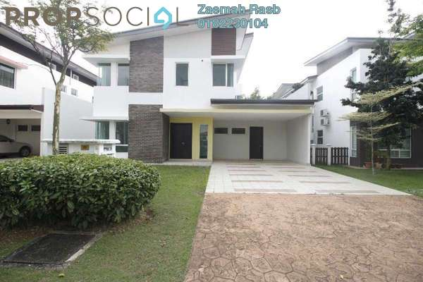 Bungalow For Sale in Setia Eco Park, Setia Alam Freehold Unfurnished 6R/6B 2.85m