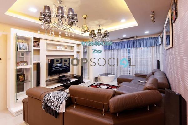 Condominium For Sale in Platinum Lake PV15, Setapak Freehold Fully Furnished 4R/2B 710k