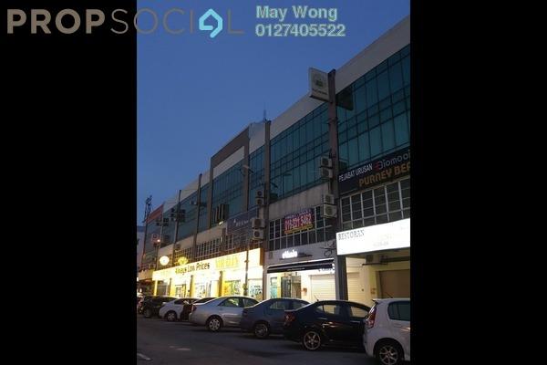 Office For Rent in Casa Puteri, Bandar Puteri Puchong Freehold Semi Furnished 0R/0B 4k