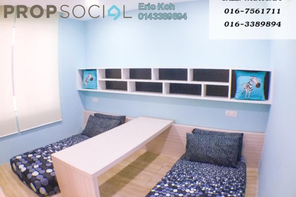 Condominium For Sale in MH Platinum Residency, Setapak Freehold Semi Furnished 3R/2B 500k