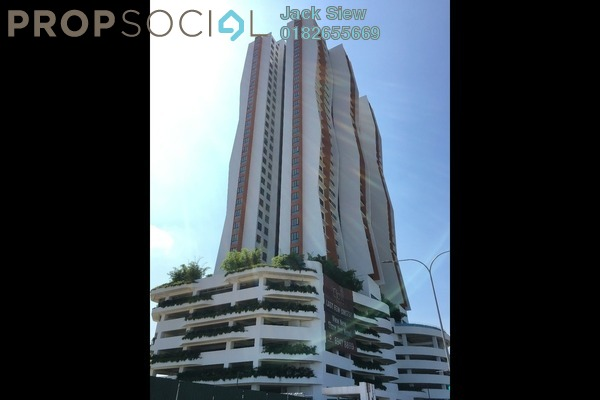 Condominium For Rent in The Clio Residences, IOI Resort City Freehold Semi Furnished 2R/2B 1.6k