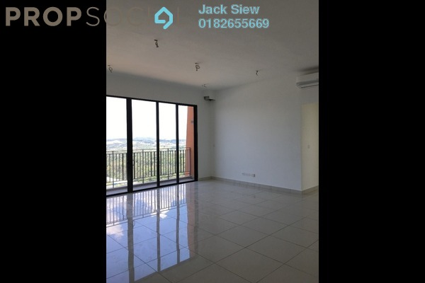 For Rent Condominium at The Clio Residences, IOI Resort City Freehold Semi Furnished 3R/2B 1.8k