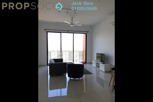 For Rent Condominium at The Clio Residences, IOI Resort City Freehold Fully Furnished 3R/2B 2.6k