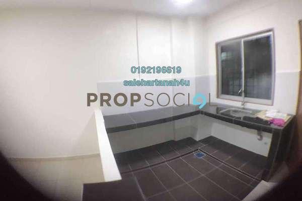 Apartment For Sale in Taman Bukit Segar, Cheras Freehold Semi Furnished 3R/2B 195k
