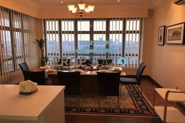 Condominium For Sale in Sri Langit, Seputeh Freehold Fully Furnished 4R/4B 2.5m