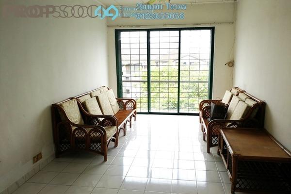 Apartment For Rent in SD Apartment II, Bandar Sri Damansara Freehold Semi Furnished 3R/2B 950translationmissing:en.pricing.unit