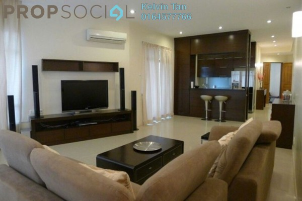 Condominium For Sale in The View, Batu Uban Freehold Fully Furnished 4R/3B 1.2m