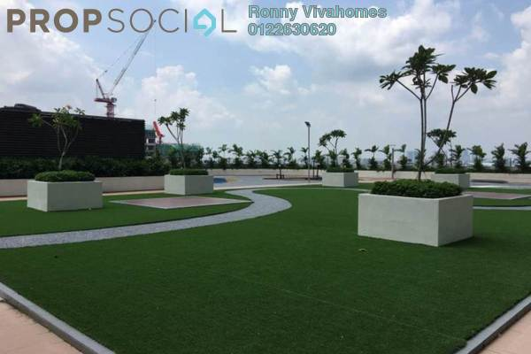 Condominium For Rent in EVO Soho Suites, Bandar Baru Bangi Freehold Fully Furnished 0R/1B 1.1k