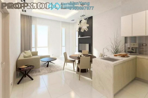 Condominium For Rent in Icon Residence (Mont Kiara), Dutamas Freehold Fully Furnished 1R/1B 2.8k