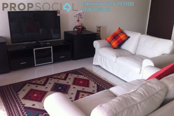 For Rent Condominium at The Plaza Condominium, TTDI Freehold Fully Furnished 4R/2B 4.3k