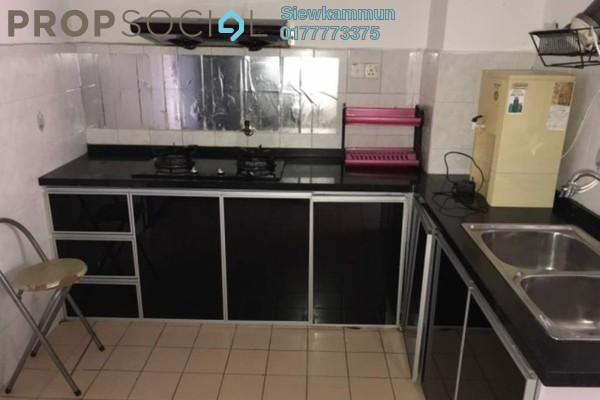 Condominium For Sale in Villa Angsana, Jalan Ipoh Freehold Semi Furnished 3R/2B 540k
